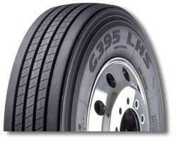 G395 LHS Tires